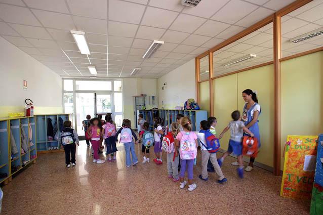 Adeguamento degli spazi interni dell ex istituto stefanini for Scuola arredatore d interni